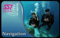 SSI tečaj specialnosti: Podvodna navigacija