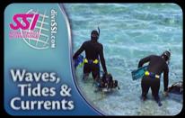 SSI tečaj specialnosti: Valovi, plimovanje, tokovi